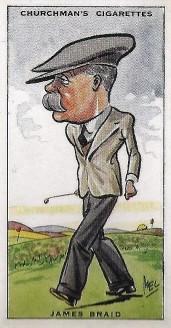 James Braid 1931 Churchman Prominent Golfers.jpg