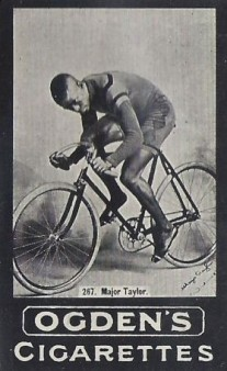 major taylor ogden cycling