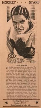 red horner stoodleigh