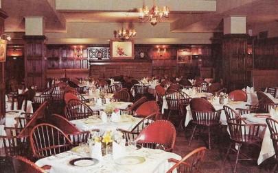 stoodleighs restaurant