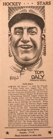 tom daly stoodleigh