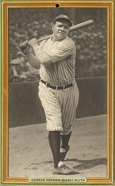1933 Goudey Sport Kings Premium