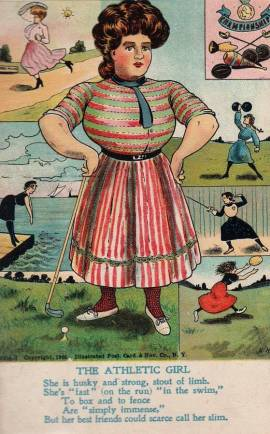 prewarcards-illus.-postcard-co.-of-ny-poem-postcard-athletic-girl