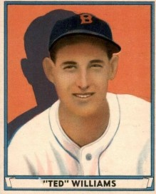 Ted Williams 1941 Play Ball