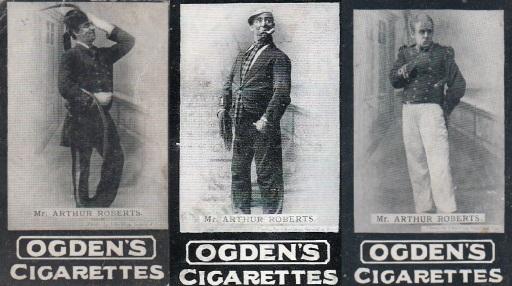 Arthur Roberts Ogden Tabs General Interest