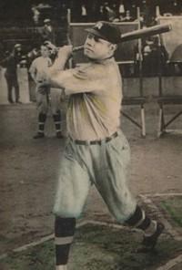 Babe Ruth Tabacalera La Morena 1928