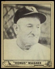 Honus Wagner 1940 Play Ball