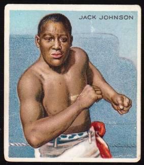 Jack Johnson T218 Front