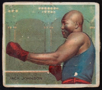 Jack Johnson T218 Side