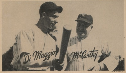 Joe DiMaggio 1936 Goudey Wide Pen