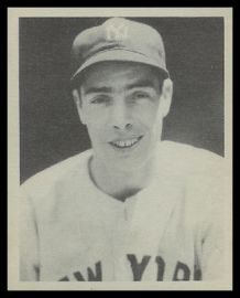 Joe DiMaggio 1939 Play Ball
