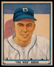 Pee Wee Reese 1941 Play Ball