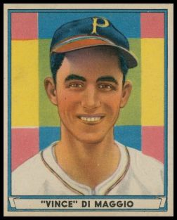 Vince DiMaggio 1941 Play Ball