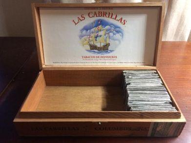 Cigar Box Rows