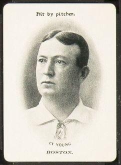 Cy Young WG2 Fan Craze 1906