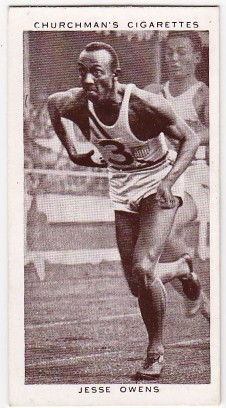Jesse Owens 1939 Kings of Speed Track and Field
