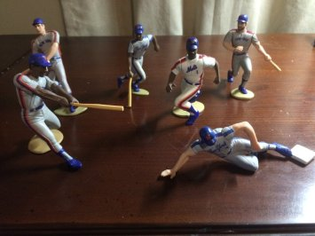 Mets Starting Lineups
