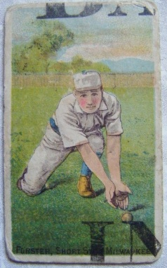 N284 Buchner Gold Coin Forster Poster Overprint