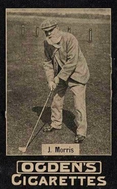 Old Tom Morris 1902 Ogden Sportsmen Golf