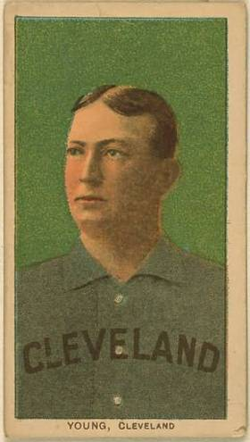 T206 Portrait Cy Young