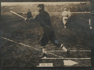 Tris Speaker 1915 Obsequio de Susini