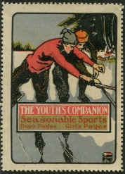Youth Companion Hockey Stamp