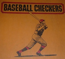Babe Ruth Checkers Game Cover