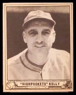 Highpockets Kelly 1940 Play Ball