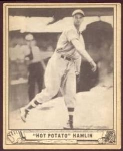 Luke Hot Potato Hamlin 1940 Play Ball