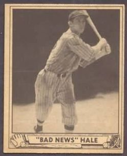 Odell Hale 1940 Play Ball
