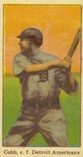 Ty Cobb E106