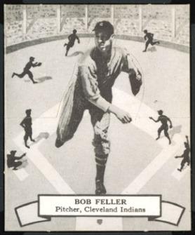 1937 OPC O-Pee-Chee Bob Feller