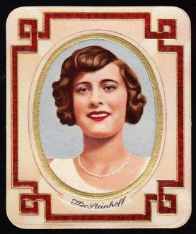 Ilse Steinhoff 1934 Garbaty