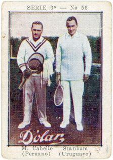 J.S. Onagoity Los Cigarrilos Dolar Tennis