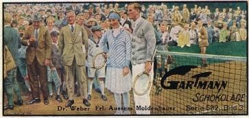 1926 Gartmann Tennis