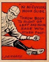 1935 Schutter Johnson Kiki Cuyler Slide