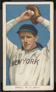 T206 Joe Doyle NY Nat'l