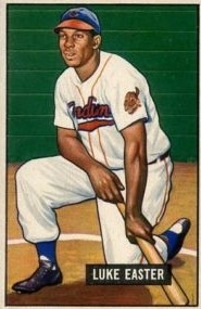 Luke Easter 1951 Bowman