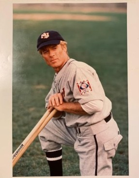Robert Redford Roy Hobbs The Natural Promotional Photo