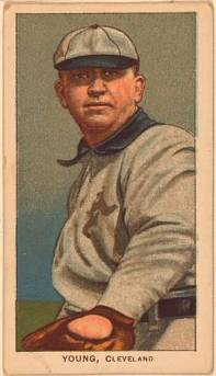 T206 510 Cy Young