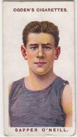 1915 Ogden's Boxers Sapper O'Neill