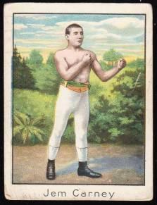 Jem Carney T220 Boxing