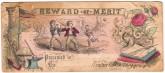 N. Orr Reward of Merit Baseball Card