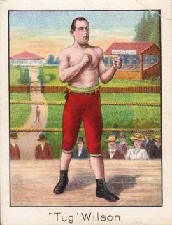 Tug Wilson T220 Boxing