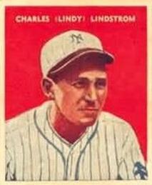 Fred Lindstrom 1932 US Caramel