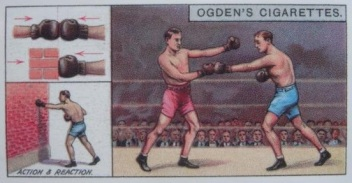 1928 Ogden Marvels of Motion Boxing