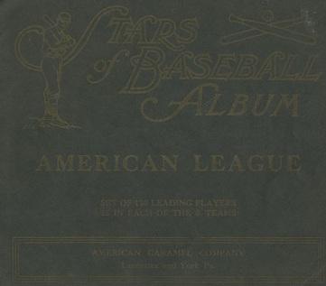 E120 American Caramel Album