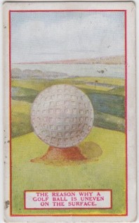 Imperial The Reason Why - Golf Ball