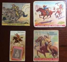 Pony Express Cards