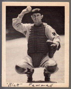 Rick Ferrell 1939 Play Ball